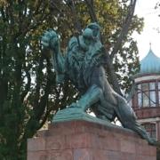 Löwe Leibgardistendenkmal